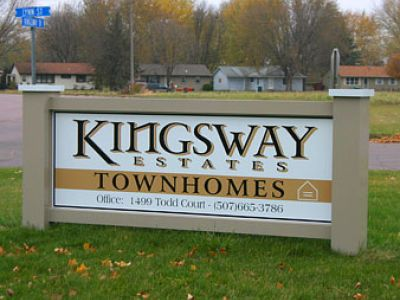 Le Sueur, MN – Kingsway Estates Townhomes